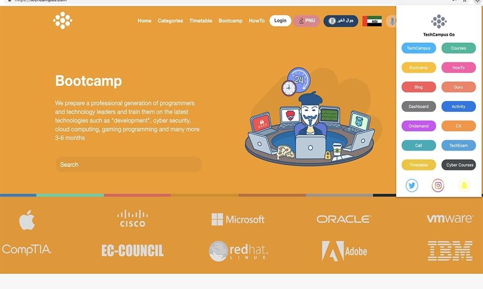 TechCampus Go