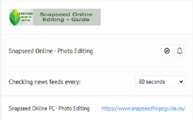 Snapseed Online PC - Photo Editing