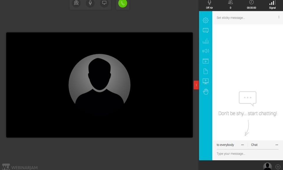 WebinarJam Screen Sharing - 网络会议屏幕共享插件