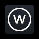 OpenWhyd ✚ track - LOGO