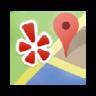 Yelp to Google Maps