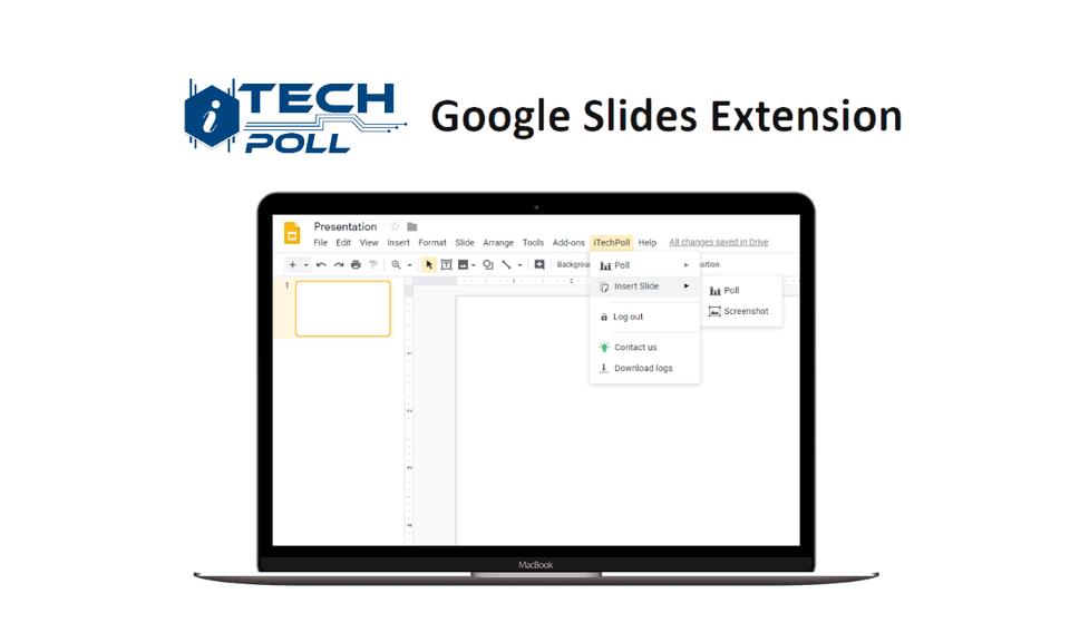 iTechPoll for Google Slides