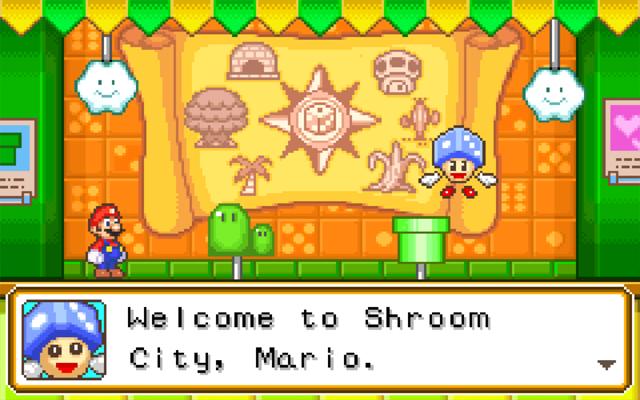 Mario Party Advance Game