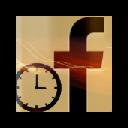 Track time on facebook 插件