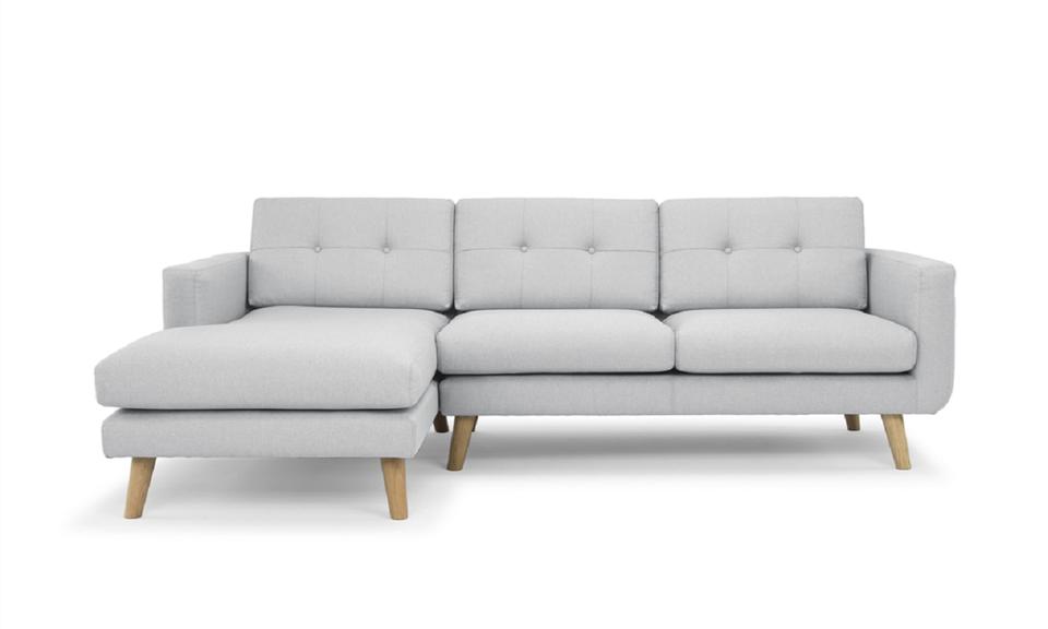 Sofa góc chữ L sang trọng - Kenli