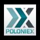 Poloniex balances in USD & JPY & more values