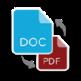 Doc to PDF Converter - PDF转换插件