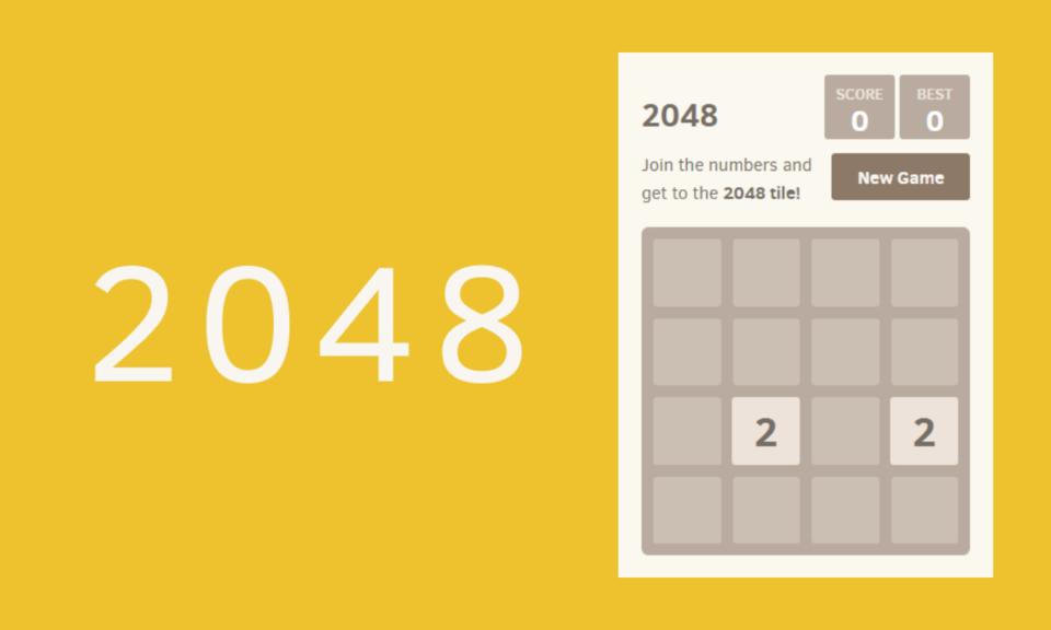 2048 Popup