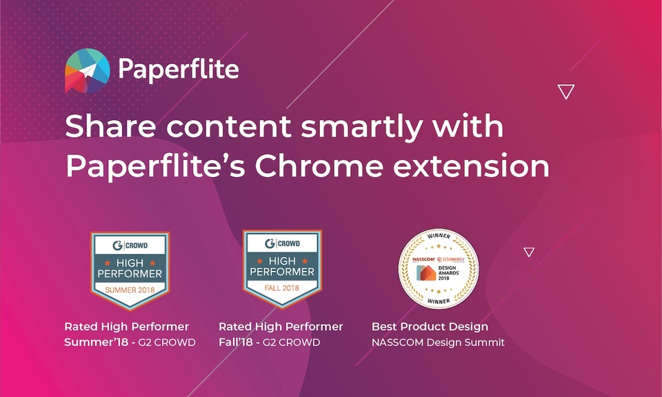Paperflite Extension for Chrome