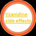 tizanidine side effects: