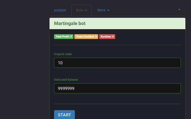 Polybot for CSGO500