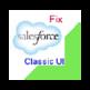 Salesforce Classic Fixer 插件