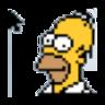 Simpsons cursors - 辛普森一家鼠标光标
