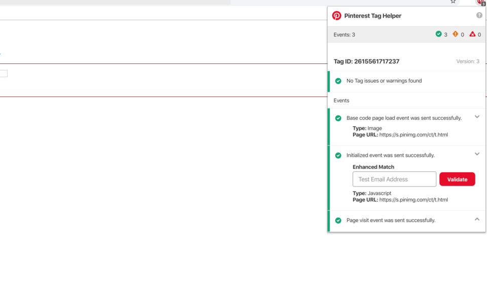 Pinterest Tag Helper - Pinterest标签助手插件