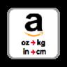Amazon.com Product Metric Conversion