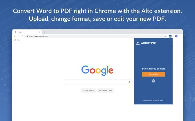 Alto Word to PDF Converter by PDFfiller