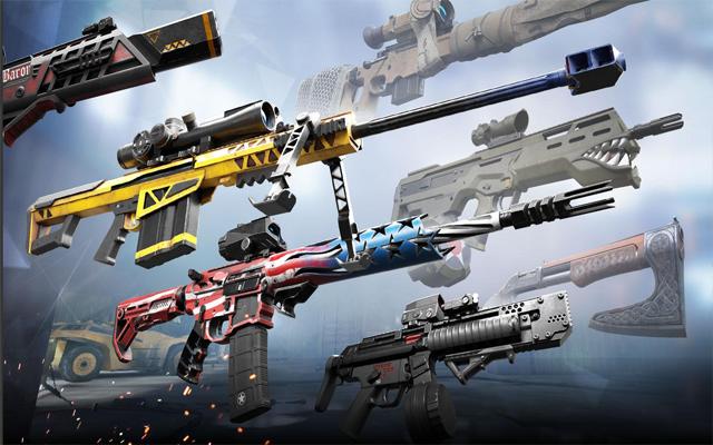 Warface: Global Operations Combat PvP Shooter