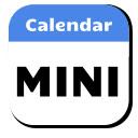 MiniCal 插件