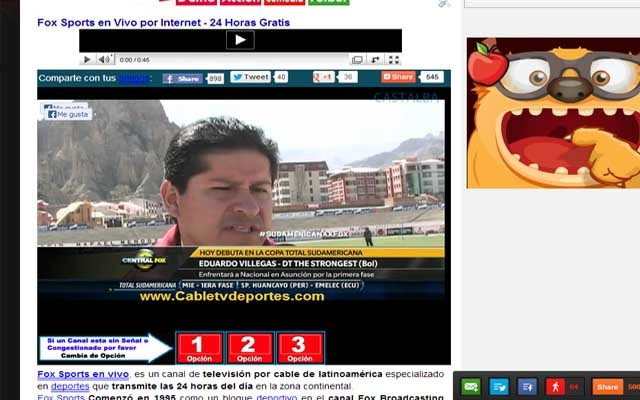 Cabletvdeportes