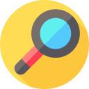 Google Chrome™的放大镜