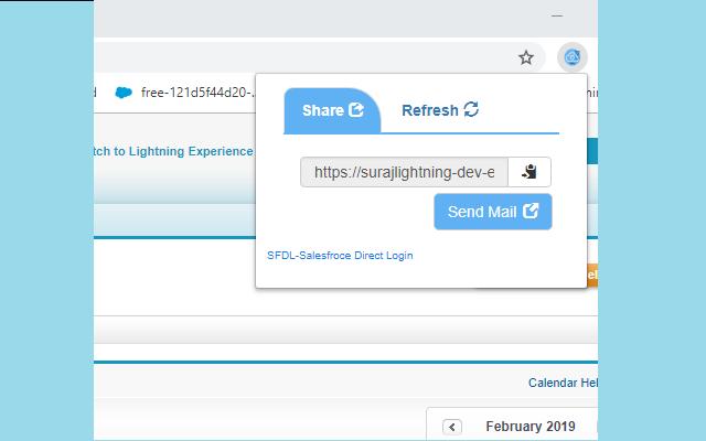 SFDL-Salesforce Direct Login