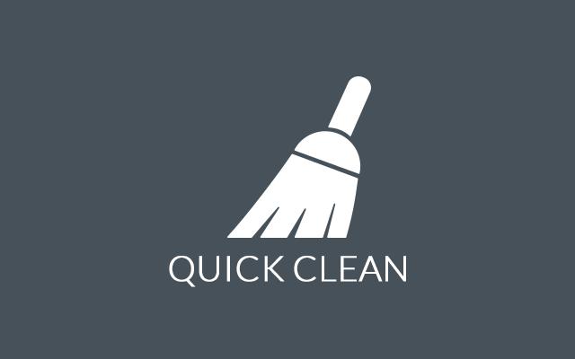 QuickClean - Chrome浏览器一键清理插件