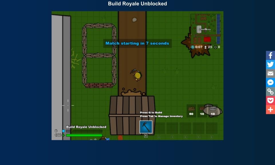 Build Royale Unblocked