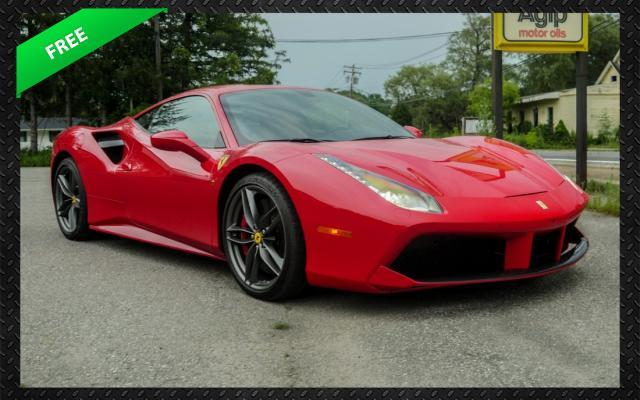 Free Ferrari Background