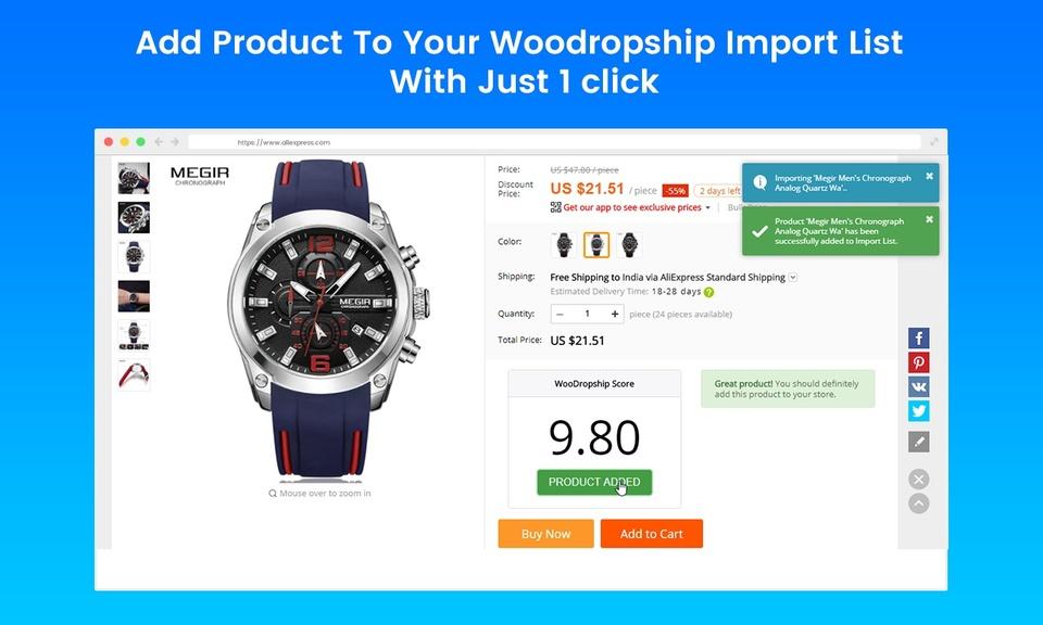 WooDropship - AliExpress WooCommerce Importer
