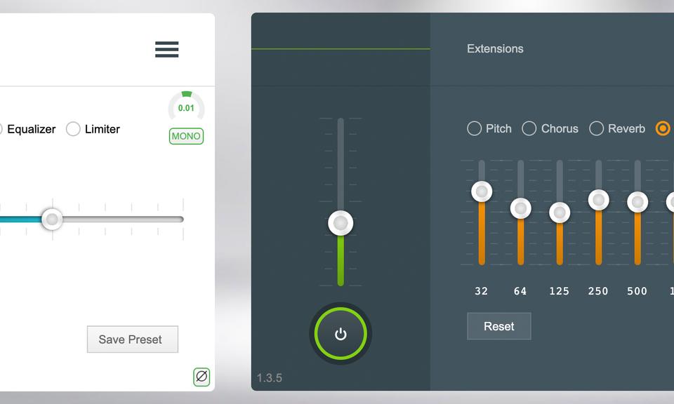 Audio Mi- sound enhancer tool