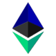 Ethereum and Etherum Classic price ticker 插件