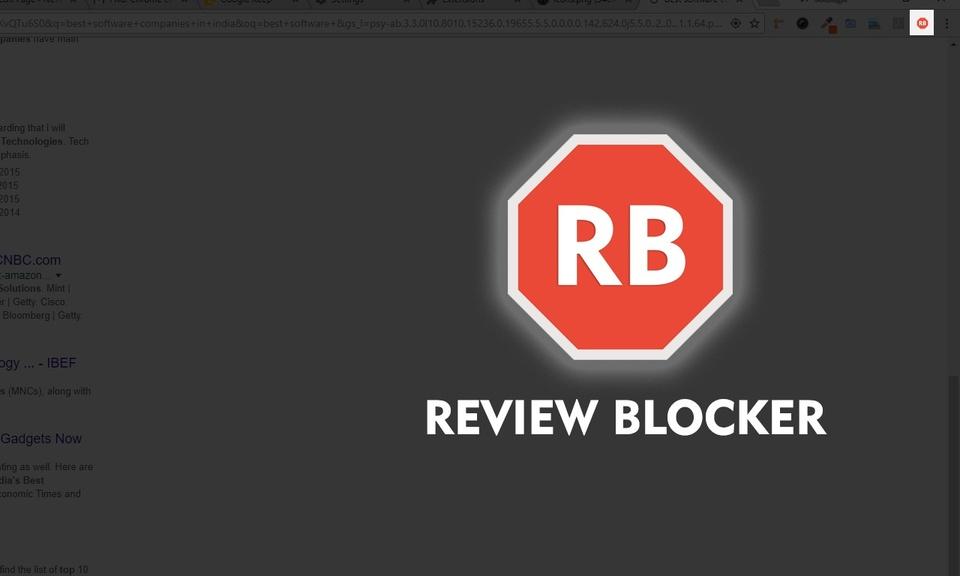 Review Blocker