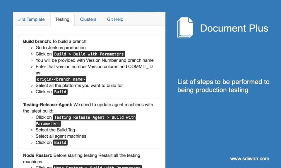 Document Plus