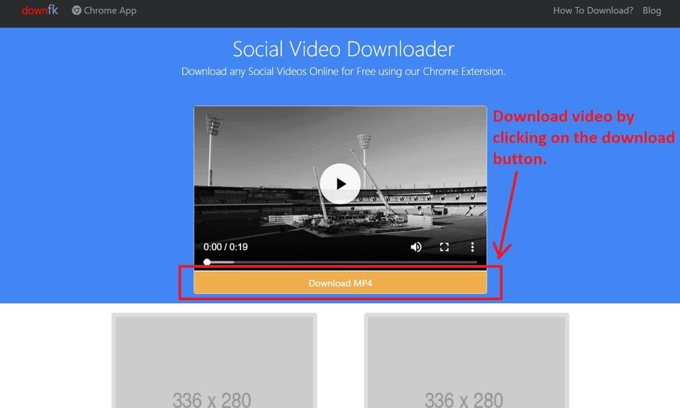 GenFK Video Downloader Online