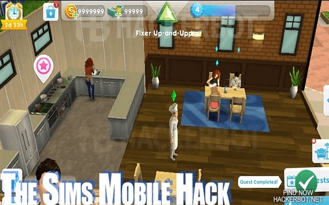 The Sims Mobile Hack Coins Free Generatore