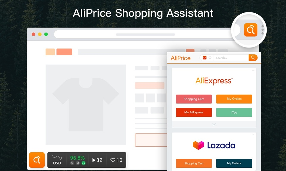 AliExpress Price Tracker - AliPrice Assistant