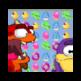 Candy Monster Match 3 插件