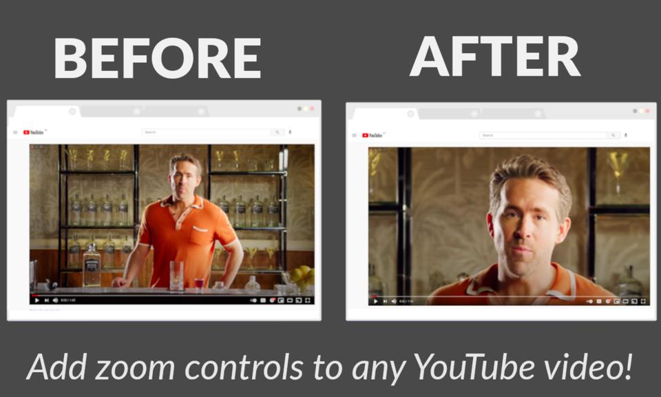 YouTube Zoom
