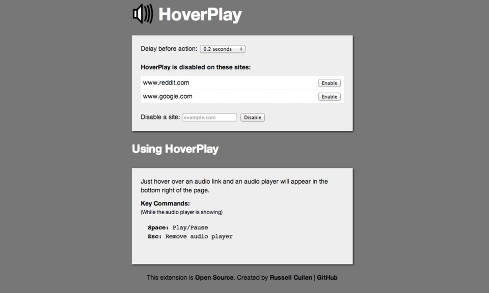 HoverPlay
