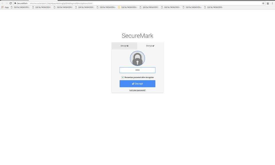 SecureMark