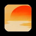 Sun Never Sets on Us - LOGO