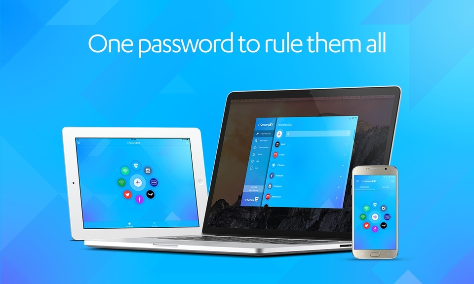 F-Secure KEY Password Manager - F-Secure密码管理器