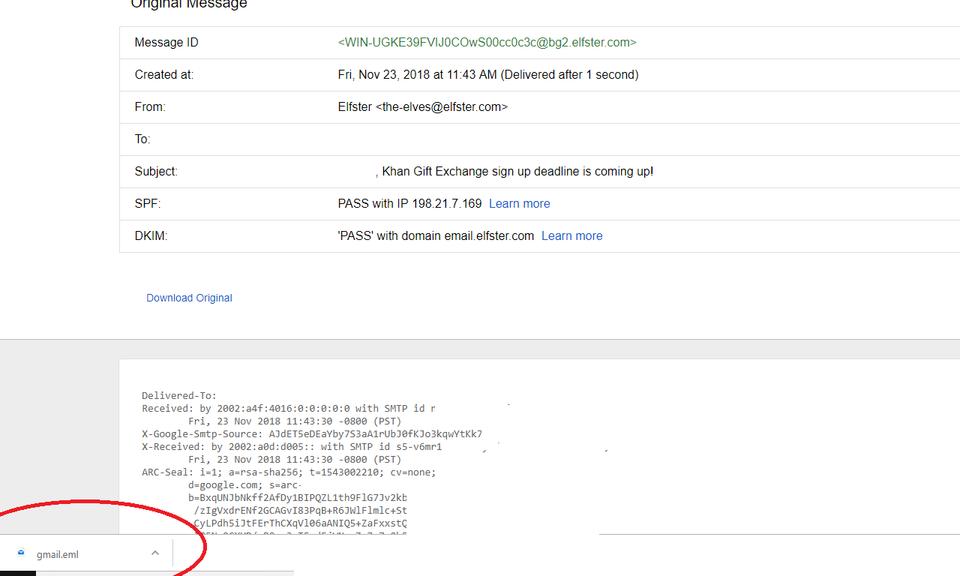 EML Converter for Gmail