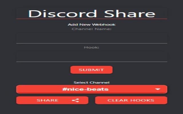 Discord Share