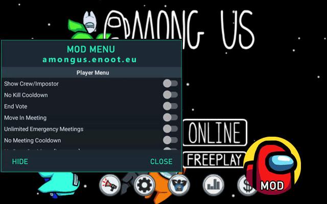Among Us Hack Mod Menu Download
