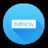 Autocsv 插件