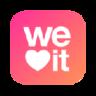 We Heart It - 图片分享收藏插件