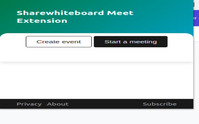 Shareboard Extension
