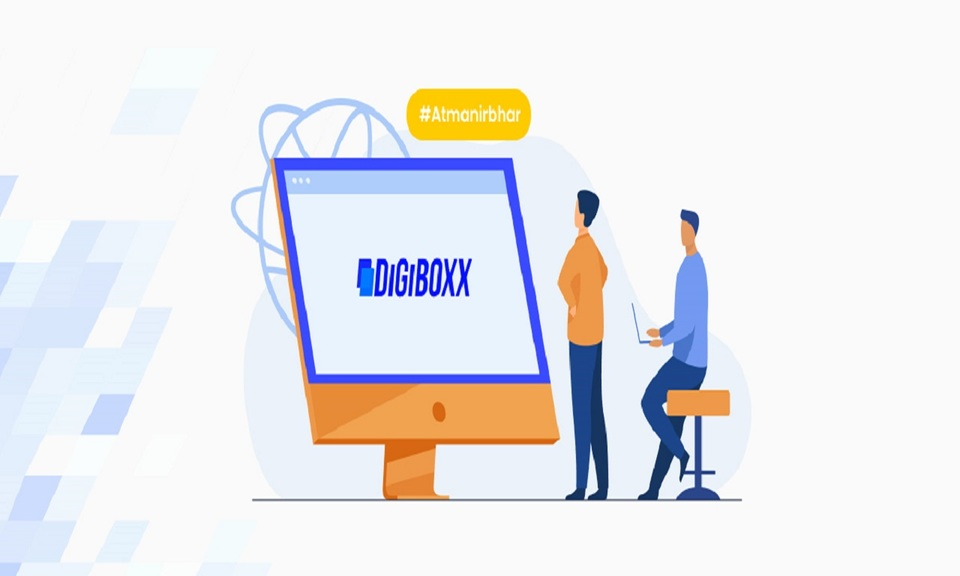 DigiBoxx - File Sharing Guide