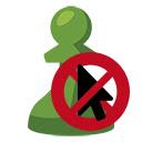 Chess.com click-to-move blocker